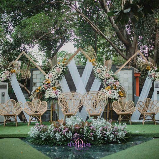 Dekorasi Pernikahan Bekasi - omahkebon_